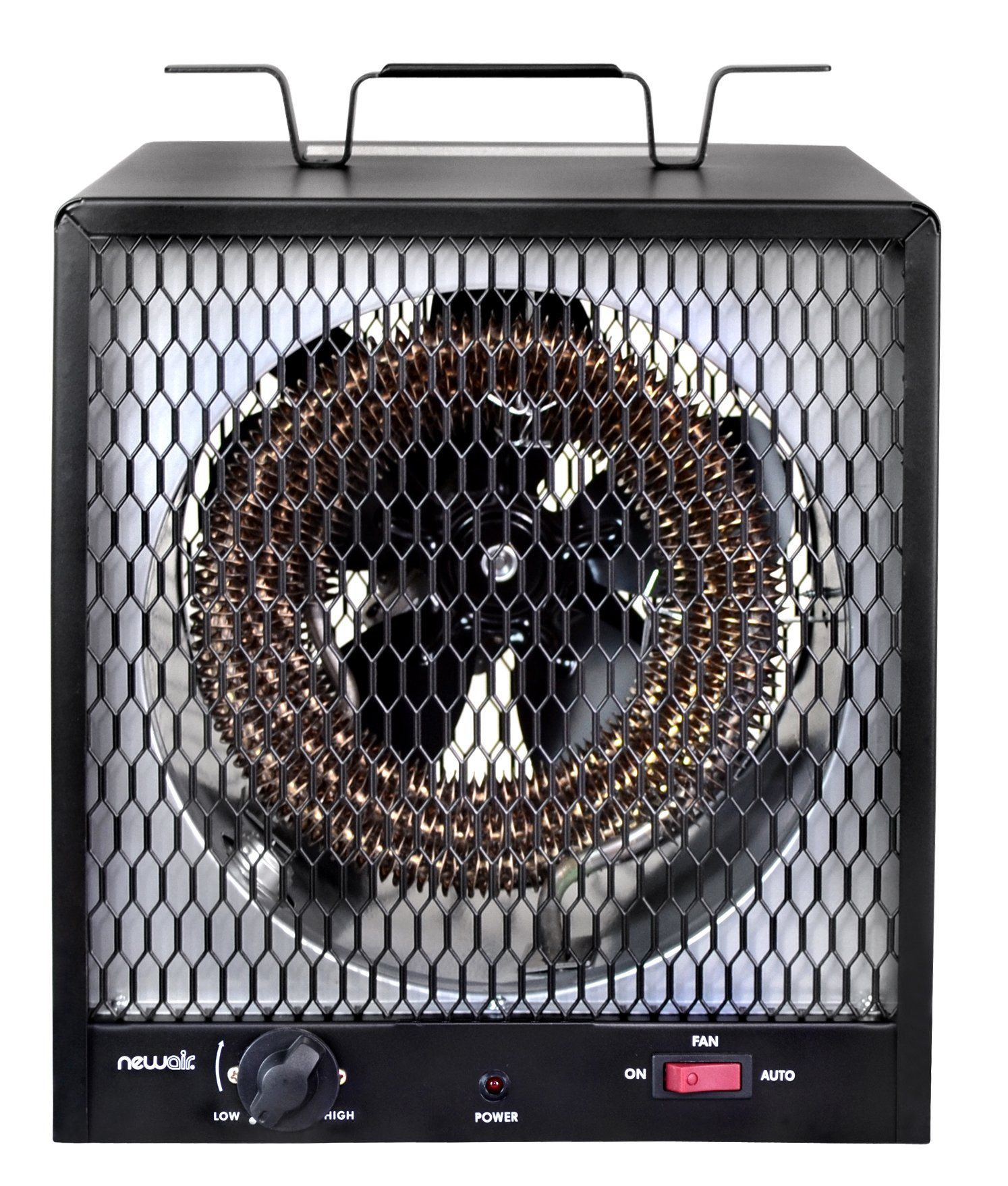 Newair G56 5600 Watt Garage Heater Get Fast Heat For 560 Sq Ft Click Image For More Details This Is An Af Garage Heater Electric Garage Heaters Heater