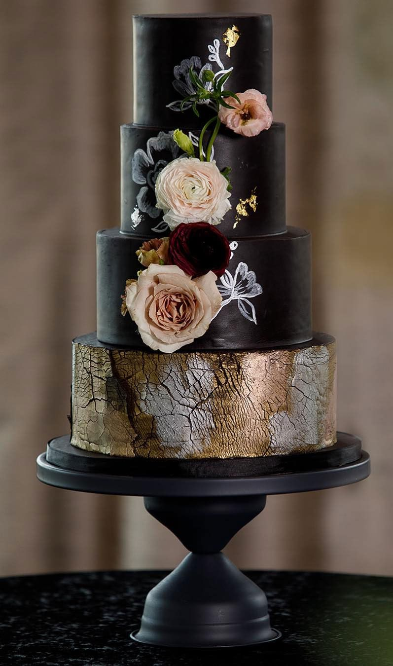 100 Pretty Wedding Cakes To Inspire You - rustic wedding cake ideas #weddingcake #cake #rusticweddingcake #weddingcakes #nakedweddingcake