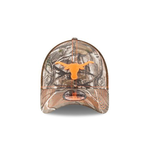 New Era Men s University of Texas Realtree Neo 39THIRTY Cap ( ff242c54a98f