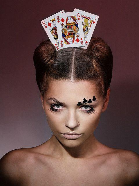 Maquiagem Rainha De Copas Carnaval Fantasias Coisas De
