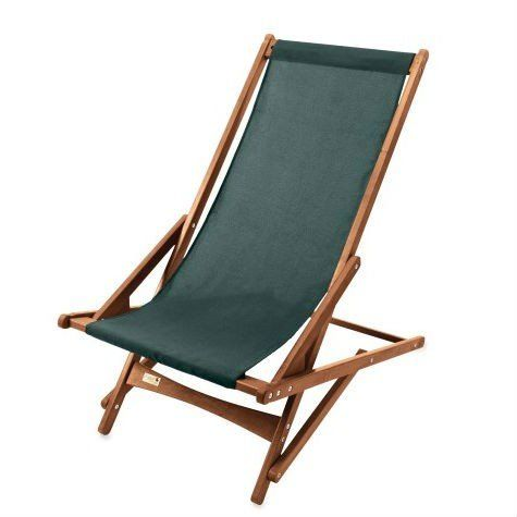 Amazon.com  38  Wooden and Fabric Outdoor Patio Garden Folding Glider Chair  Cloth Sling Chairs  Patio Lawn u0026 Garden  sc 1 st  Pinterest & Amazon.com : 38