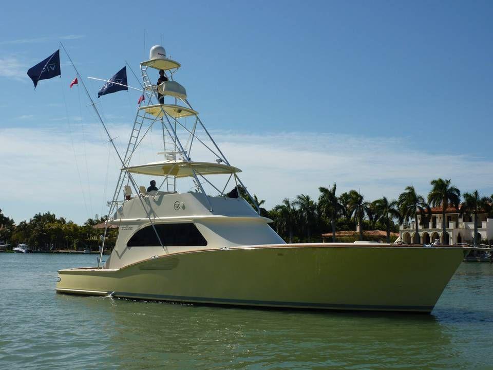 57 Vicem Sportfish Fishing yachts, Yacht, Used yachts