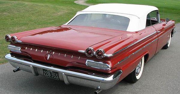 Pontiac auto – 1960 Pontiac Bonneville/Catalina