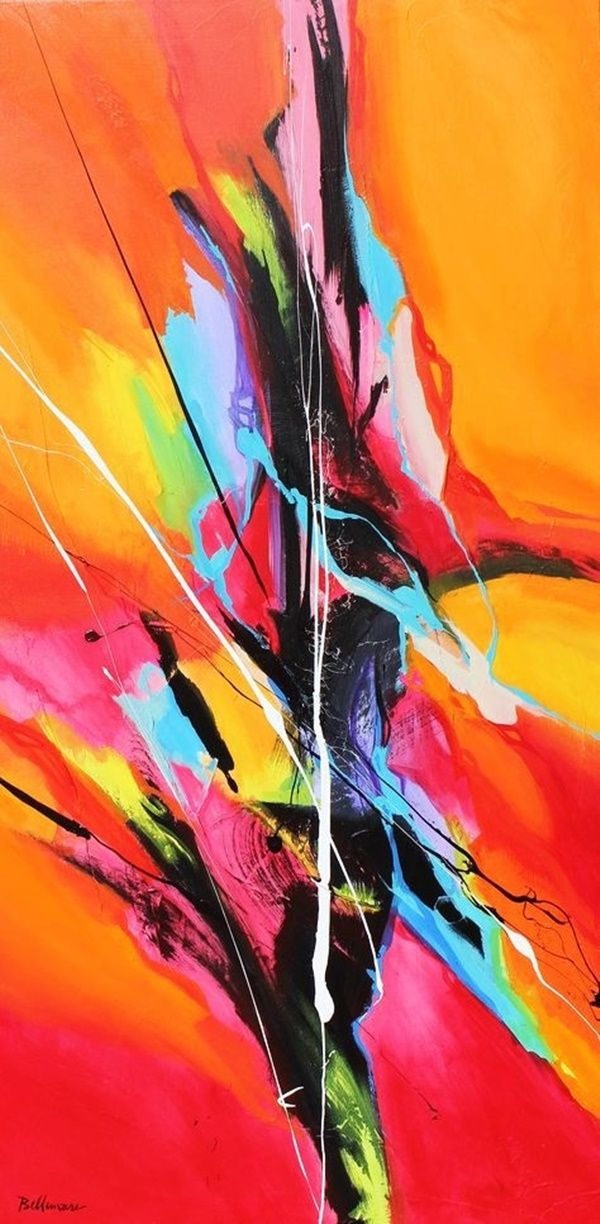 40 Artistic Abstract Painting Ideas For Beginners In 2020 Modern Art Paintings Abstract Abstract Art Painting Modern Art Abstract