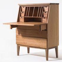 Commode Contemporaine En Chene En Noyer En Cerisier Sixtematic Sixay Furniture V Bureau Bois Massif Meubles En Bois Naturel Table Basse Bois Clair