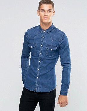 Camisas para hombre | Camisas de manga larga y para salir de hombre | ASOS