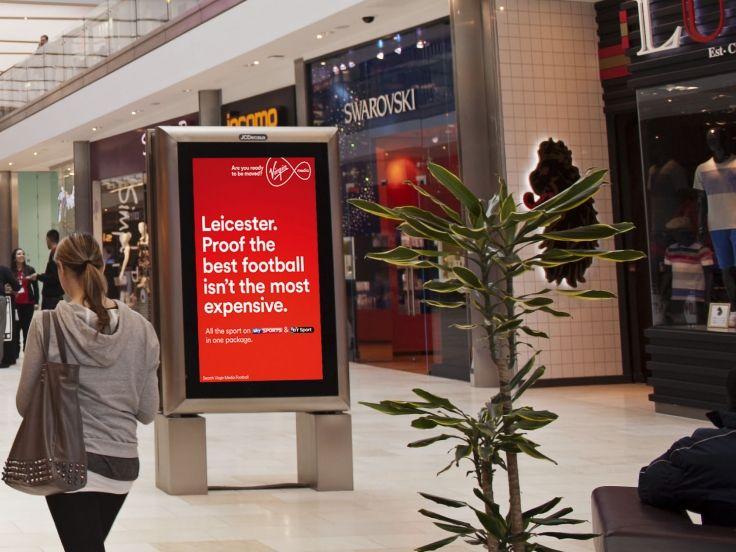 Virgin Leicester