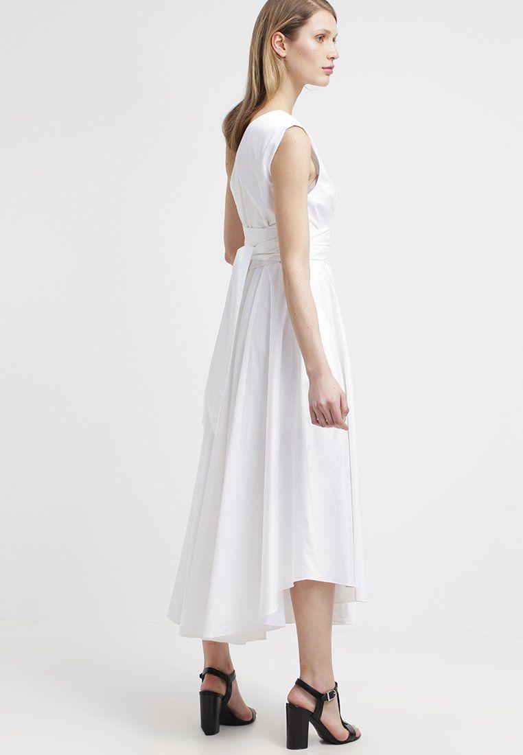 Tibi Cocktailkleid / festliches Kleid - white - Zalando.de | 1 ...
