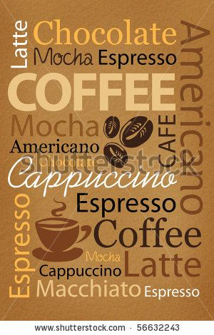 Stock Photo Wallpaper For Decorate Coffee Or Coffee Shop Words And Pictures On A Brown Background Coffee Shop Coffee Stock Coffee Quotes Coffee house wallpaper free download