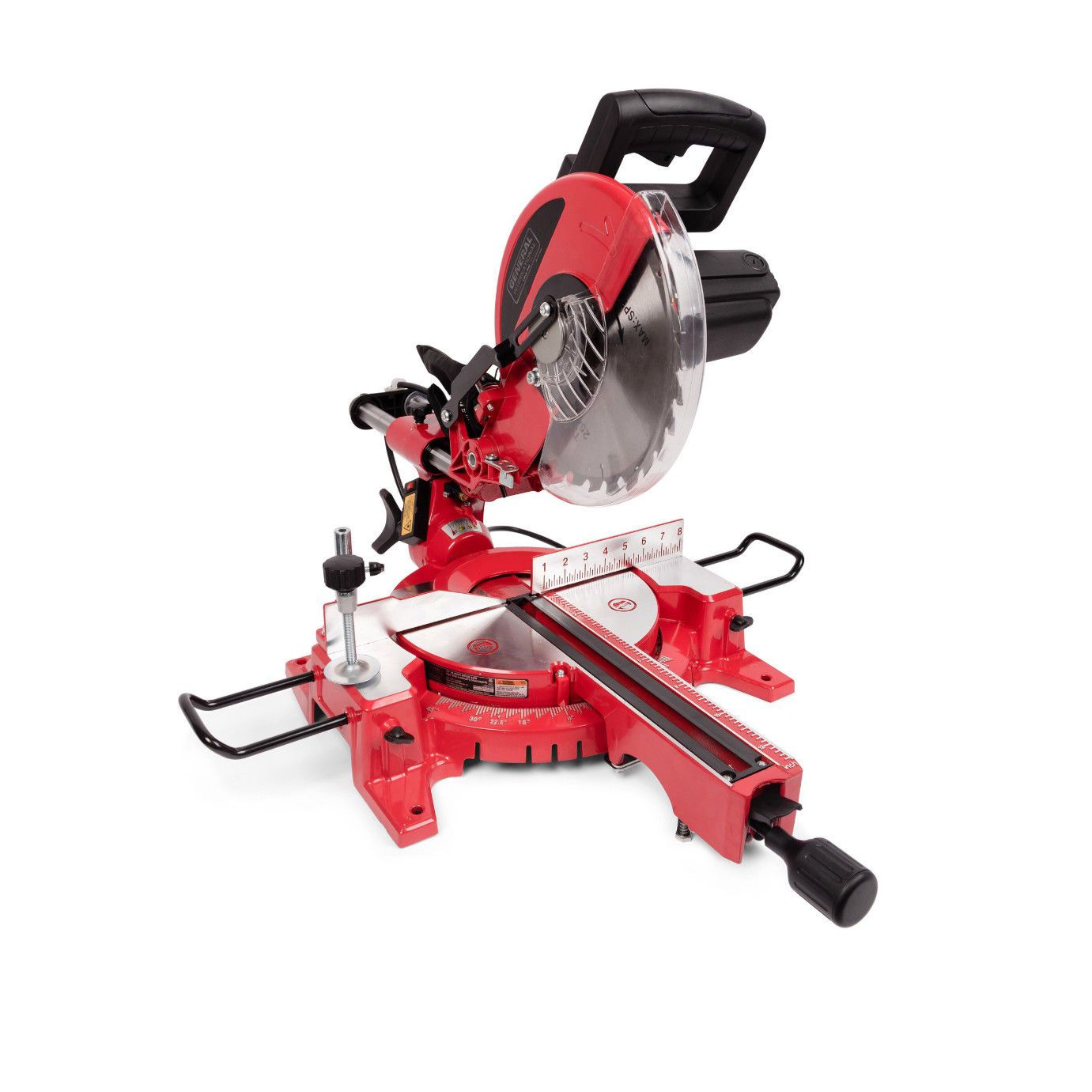 Miter And Chop Saws 20787 10 Sliding Miter Saw Red General International Power Products Ms3005 Tool New Buy It Now Only Sliding Mitre Saw Miter Saw Mitered