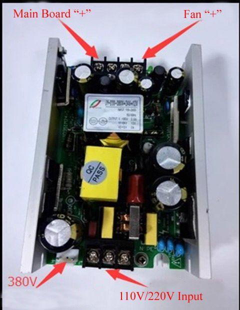 200w 5r 230w 7r Power Supply Sharpy Beam Moving Head Sharpie Beam Dj Disco Stage Disco Lights Light Beam Power Board