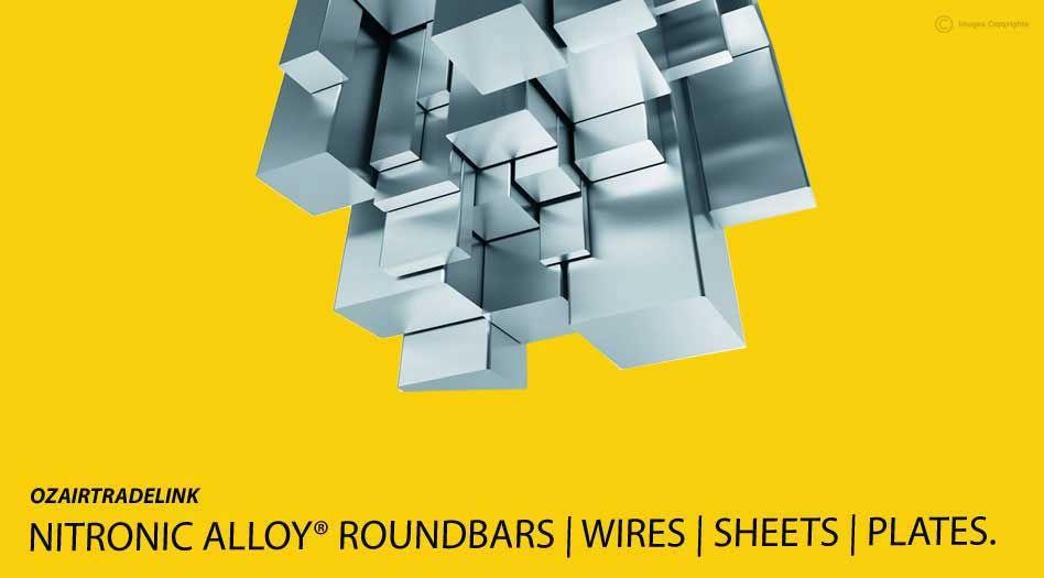 Nitronic Roundbars   Round bar