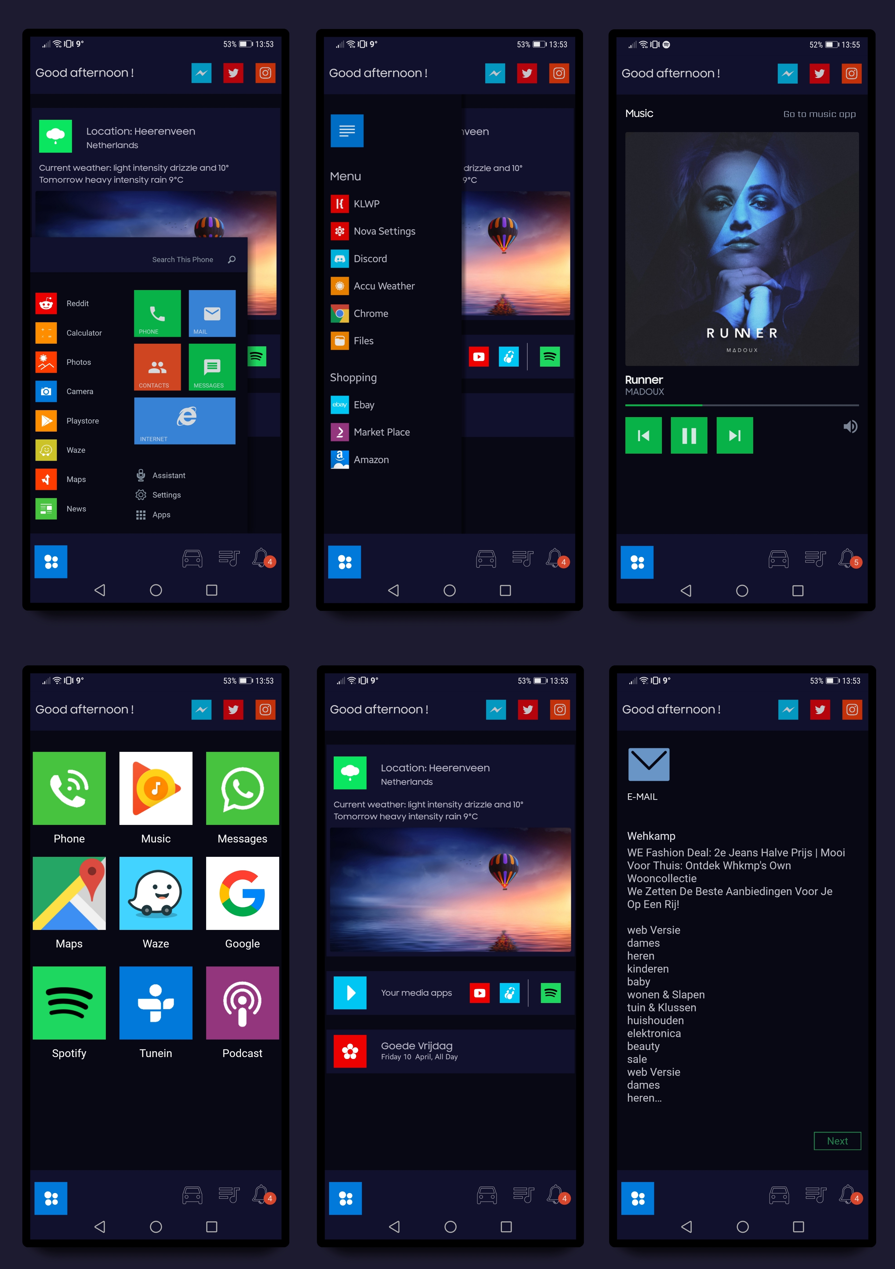 Pin on Android theme