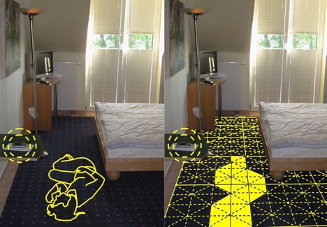 Sensfloor Conductive Rug By Future Shape Turns The Floor Into A Giant Touchscreen Home Monitoring System Flooring Smart Textiles