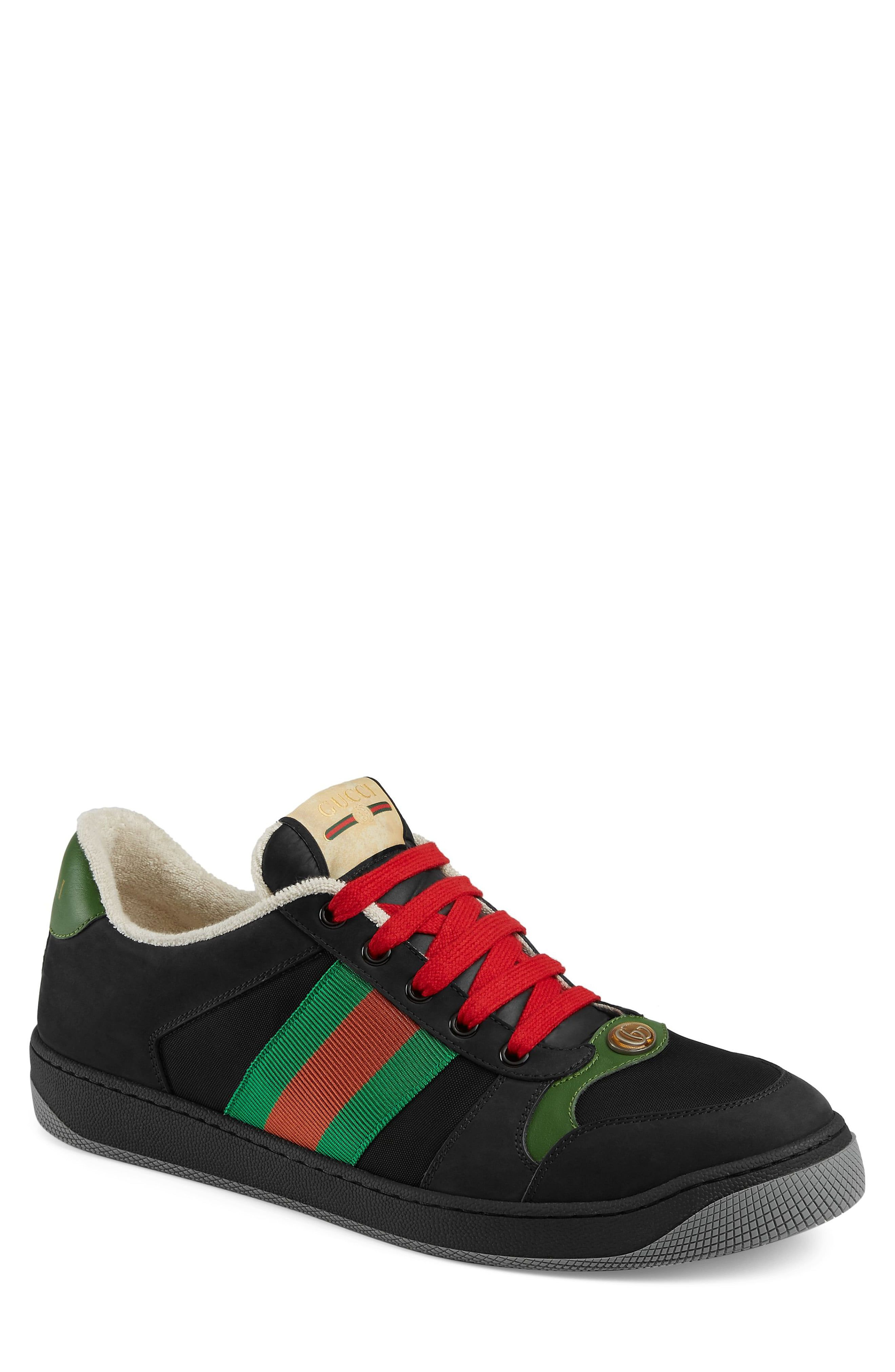 5d018dad0 Gucci Screener Low Top Sneaker in 2019 | Products | Gucci, Sneakers ...