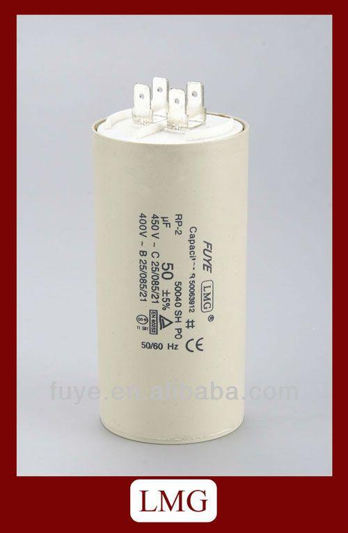 Cbb60 50uf 450v Capacitor Capacitor Canning Alibaba