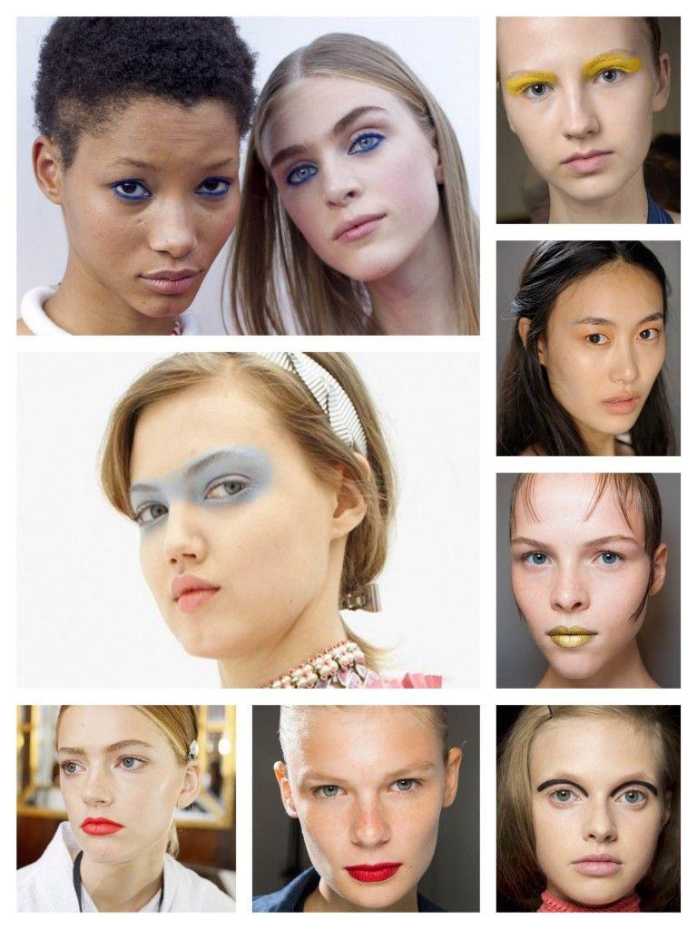 4 Tendências de beleza para a Primavera 2016