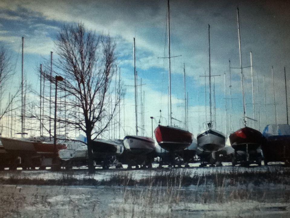 Winter @ baker island