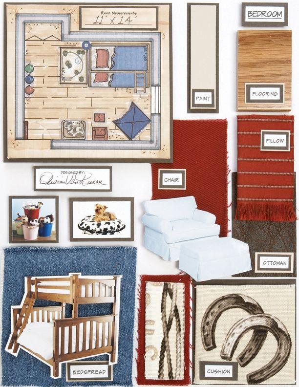 Interior Design Board With Images Interior Design Presentation