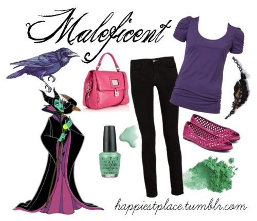 Maleficent Outfit 3 Disney Inspired Outfits In 2019