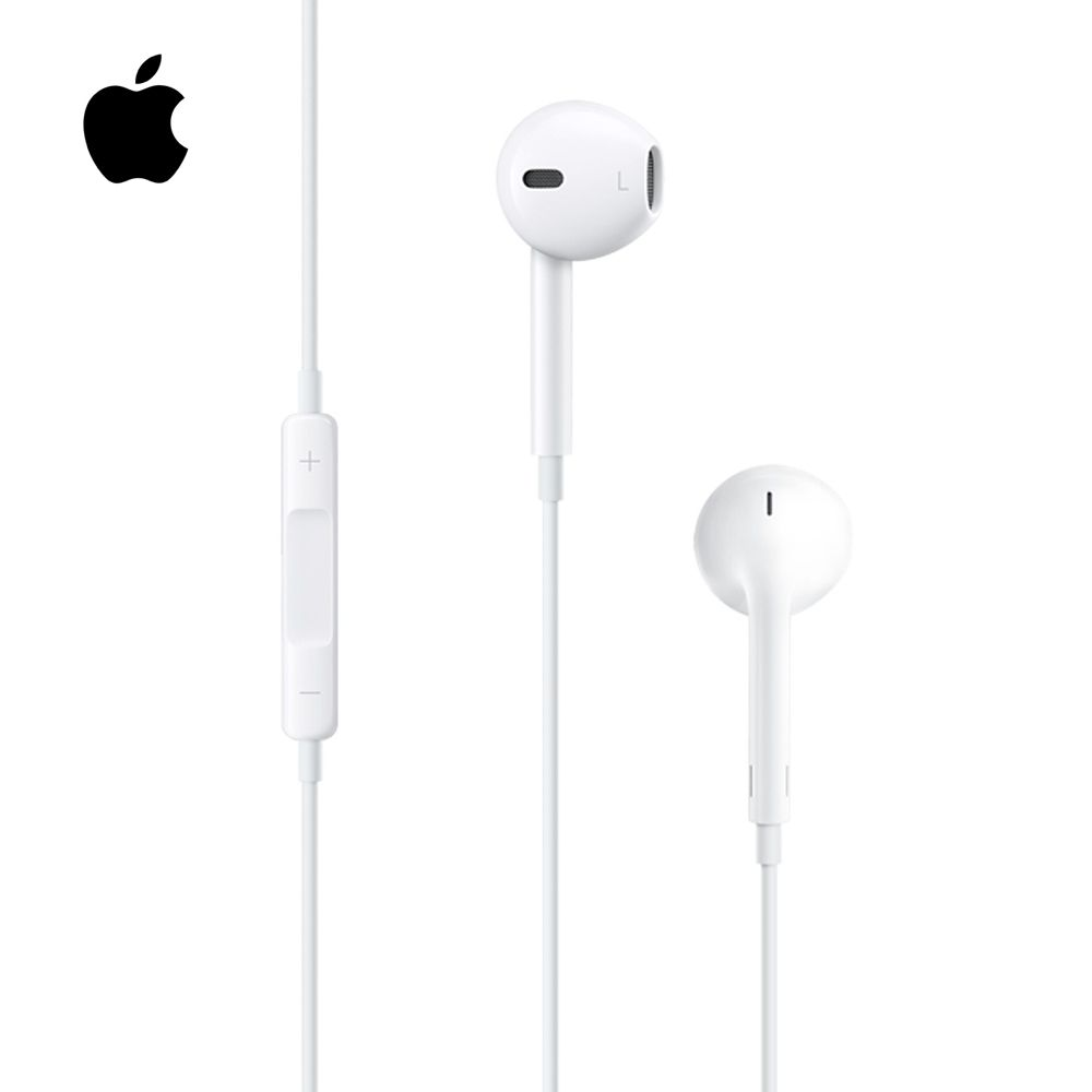 Apple Earpods Avec 3 5mm Ecouteurs Plug Apple Ecouteurs Pour Telephones Stereo Dans L Oreille Ecouteur Avec Microphone Pour I Apple Earphones Earphone Iphone