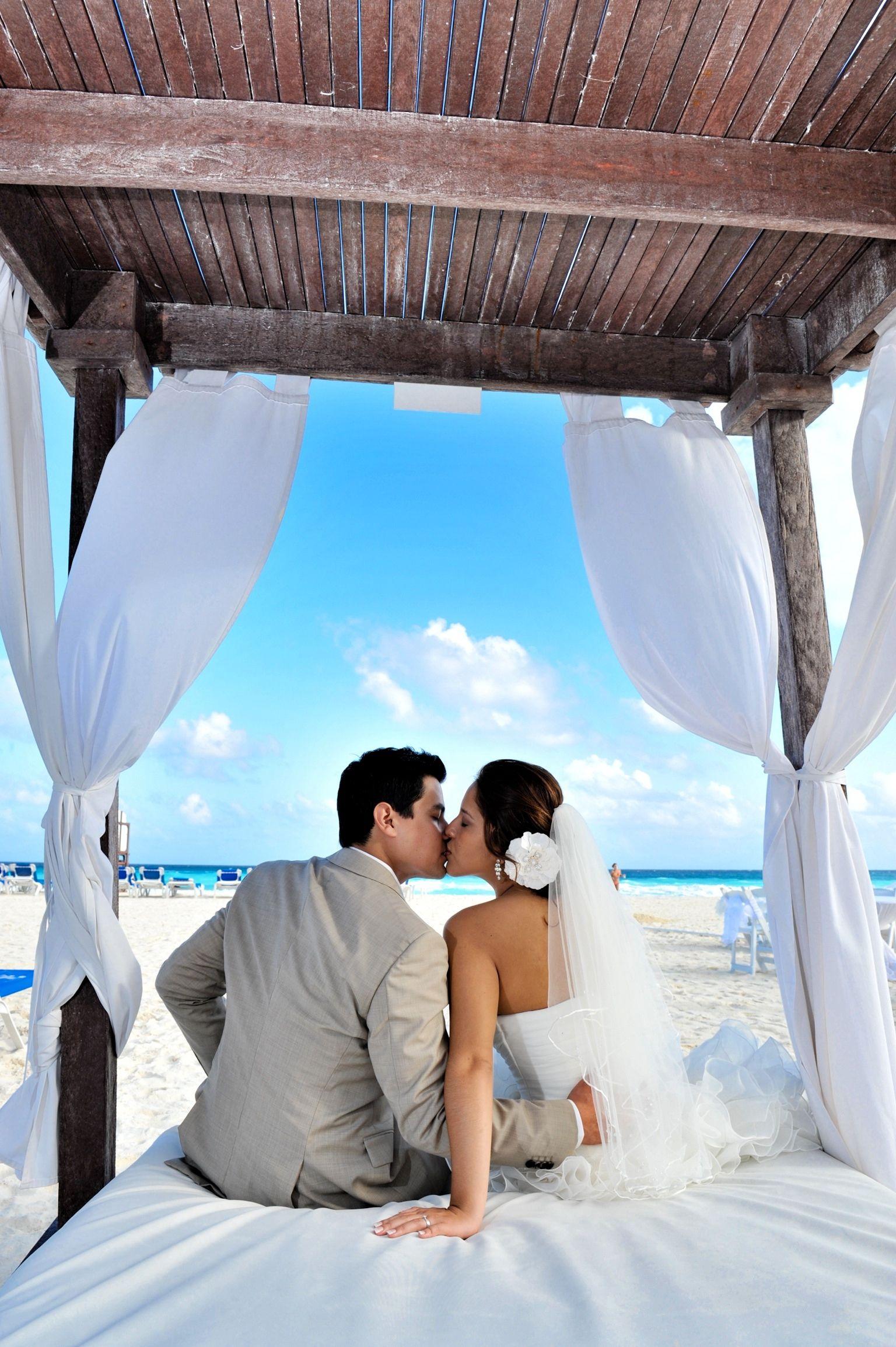 Destination wedding Cancun Mexico, Gran Caribe Real