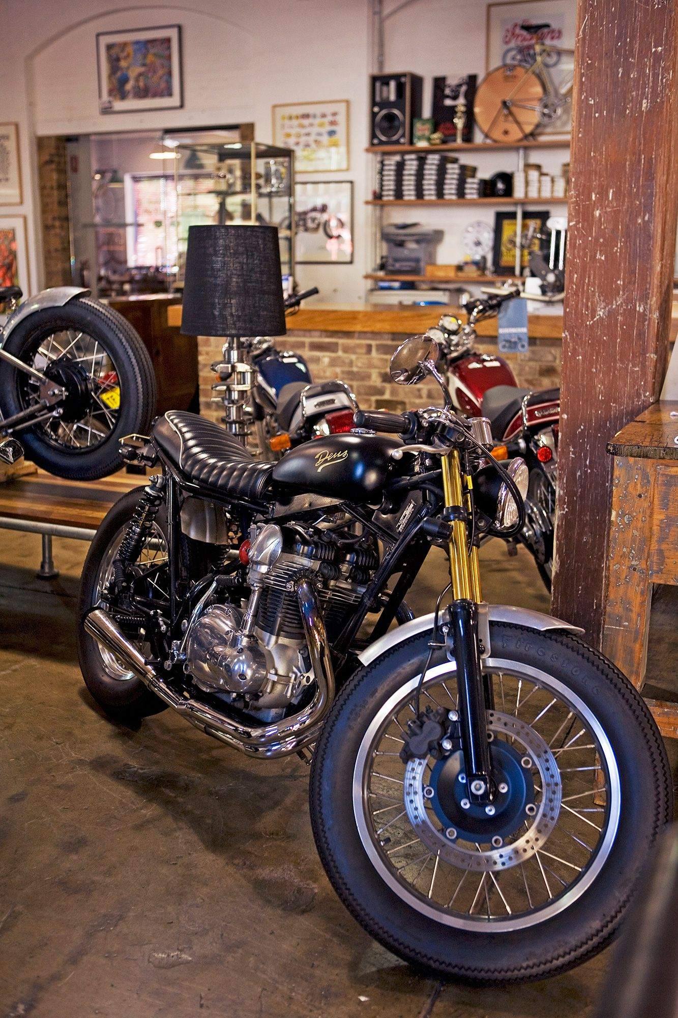 6df4290a1d6 The House Of Simple Pleasures | Deus Ex Machina | Custom Motorcycles,  Surfboards, Clothing and Accessories