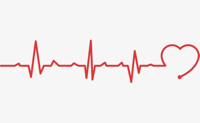 Public Welfare Heartbeat Line Public Welfare Red Love Electrocardiogram Png Transparent Clipart Image And Psd File For Free Download Heartbeat Line In A Heartbeat Photoshop Digital Background