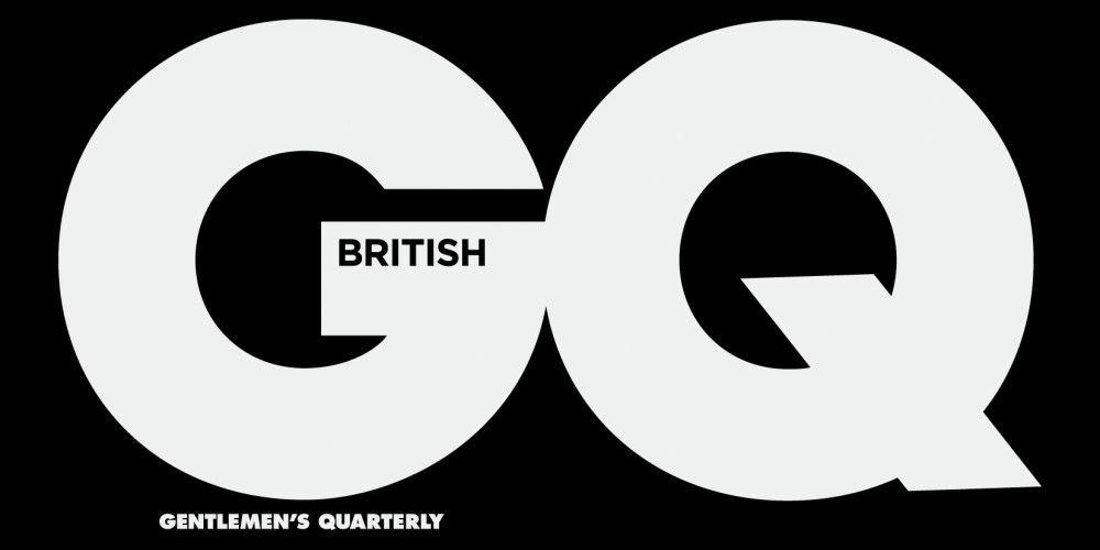 British Gq Logo Google Search British Gentleman Logos Gq
