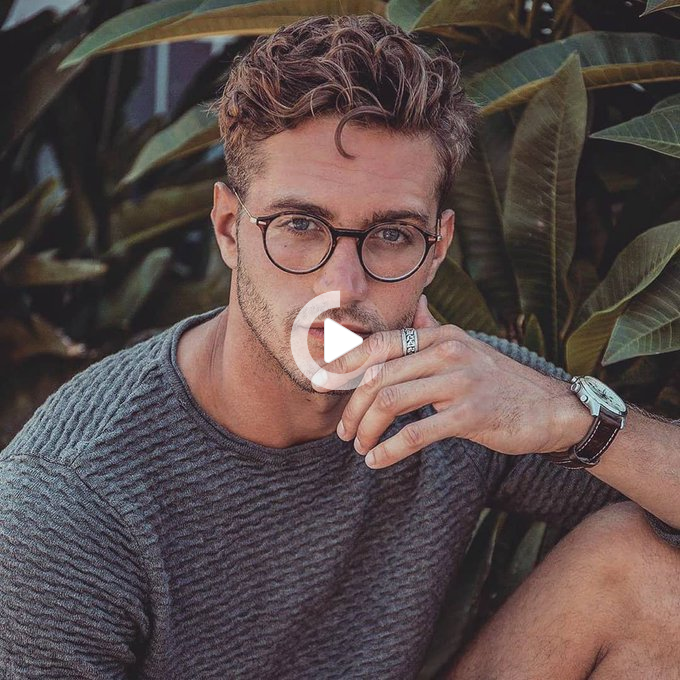 24++ Haircut men with glasses inspirations