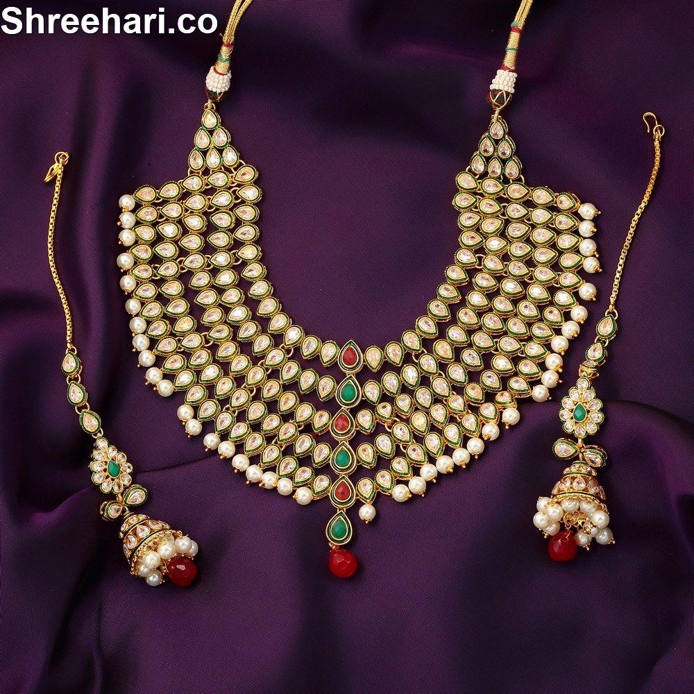 http://www.shreehari.co/  Jewellery for INR 6,900.00 http://bit.ly/1LTtYul