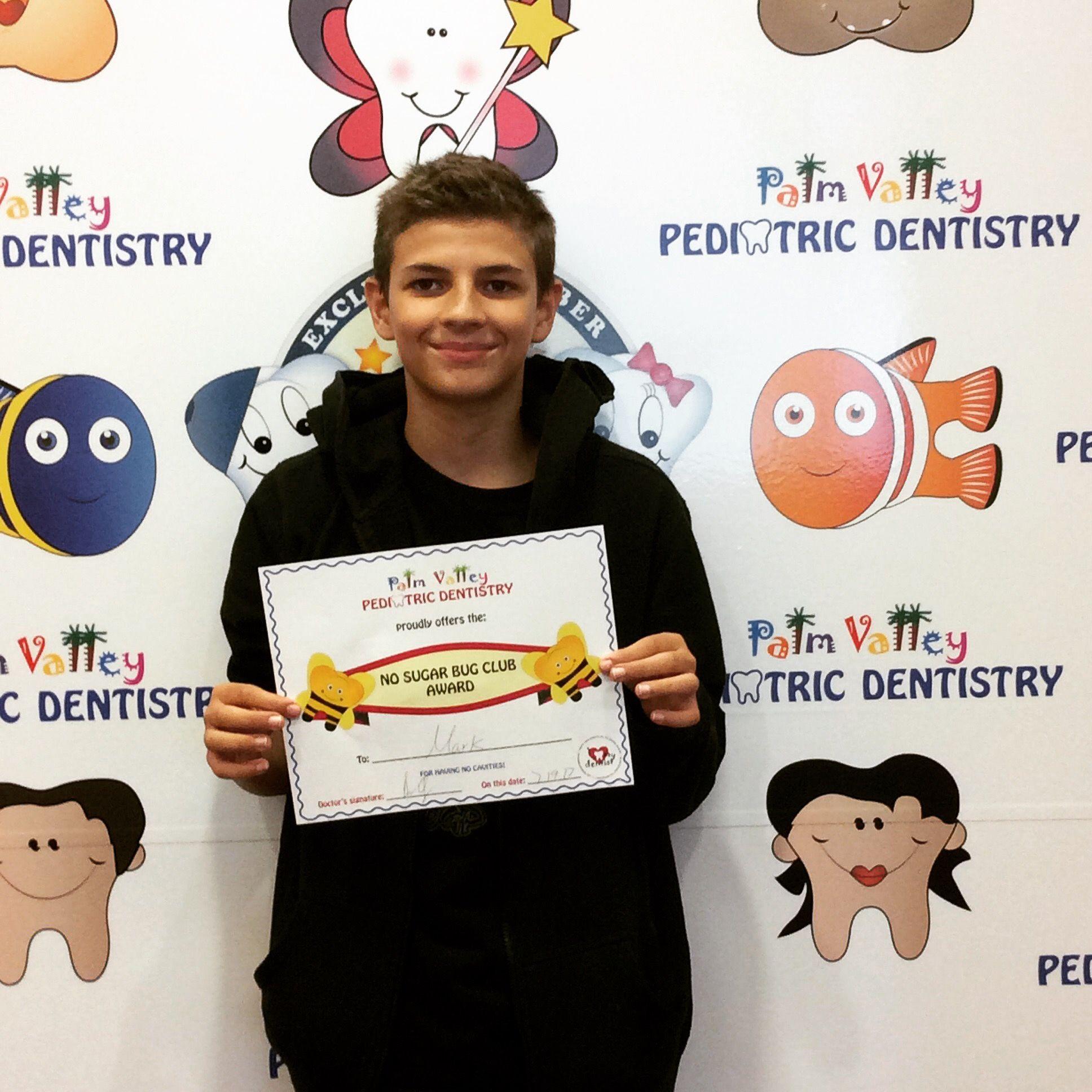 Palm Valley Pediatric Dentistry No Cavity Club pvpd pvpd