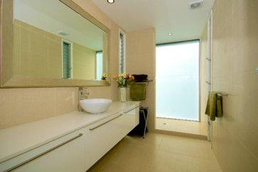 Nairana House Contemporary Bathroom Brisbane Sbt Designs