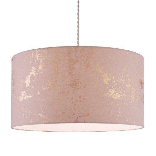 Room Decor Bedroom Rose Gold, Rose Gold Pendant Lamp Shade
