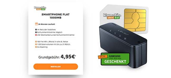 Handyvertrag 600 Euro Auszahlung