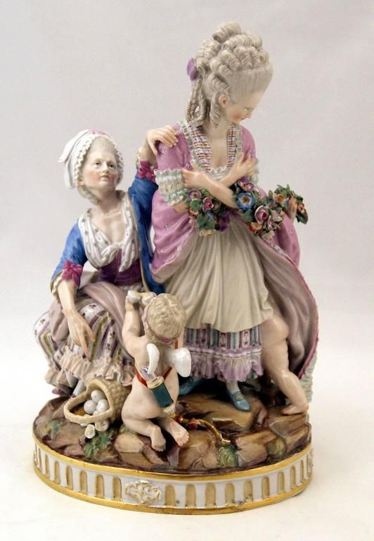 Dating dresden porcelain