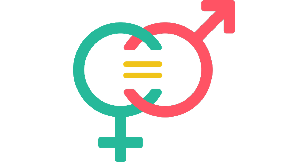 Gender Equality Free Vector Icons Designed By Smashicons Vector Free Free Icons Vector Icon Design