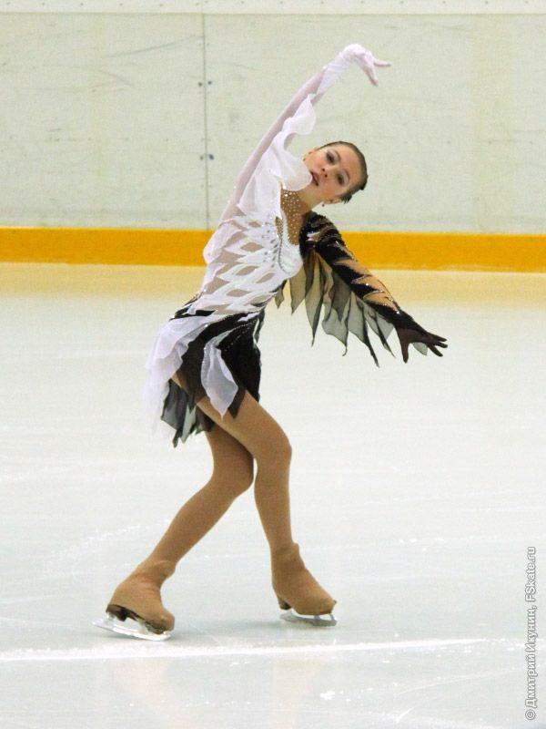 Фотографии IV этап Кубка России 2010 - Девушки КМС, Короткая программа - FSkate.ru