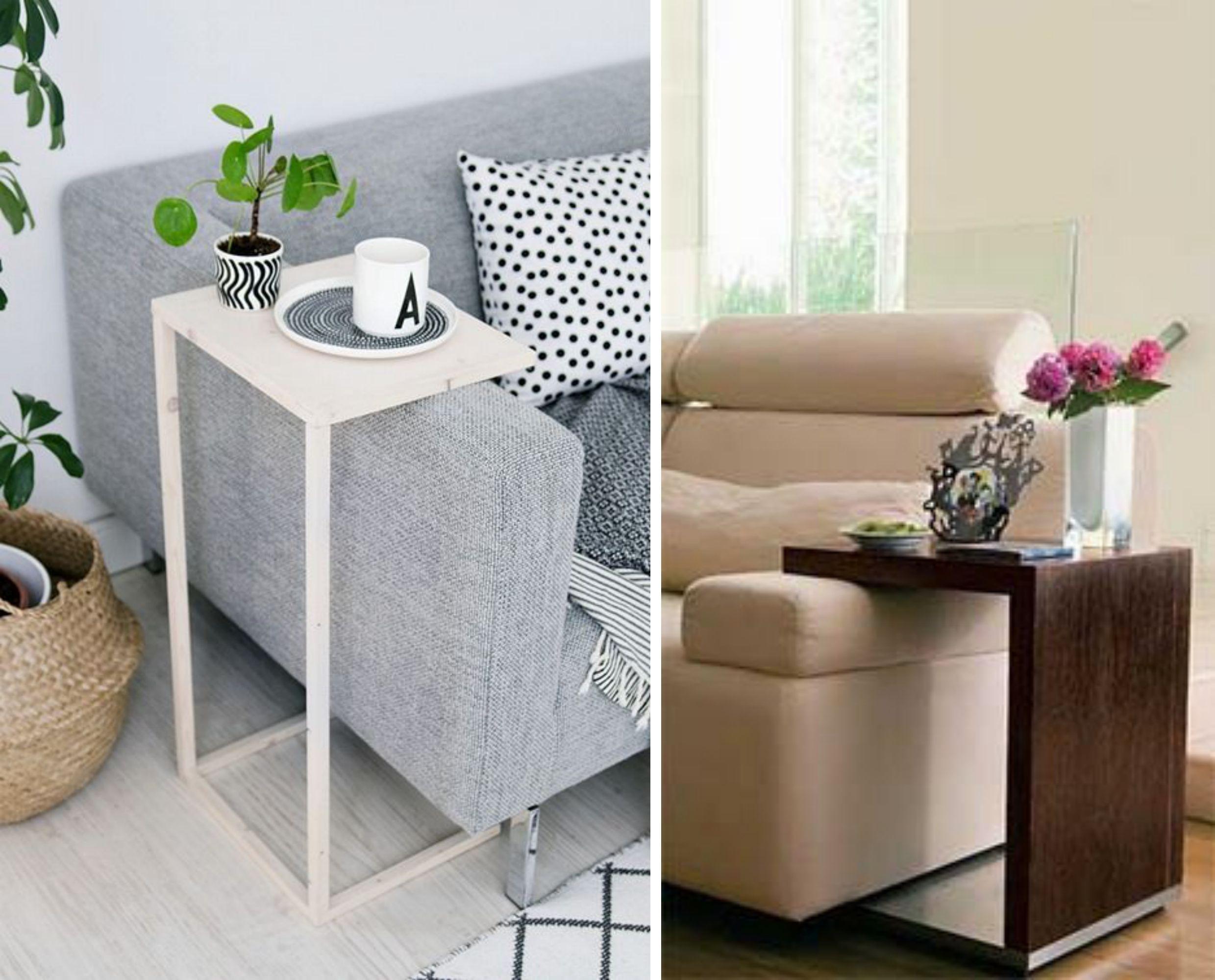 inspiraes de mesa lateral para a sua sala