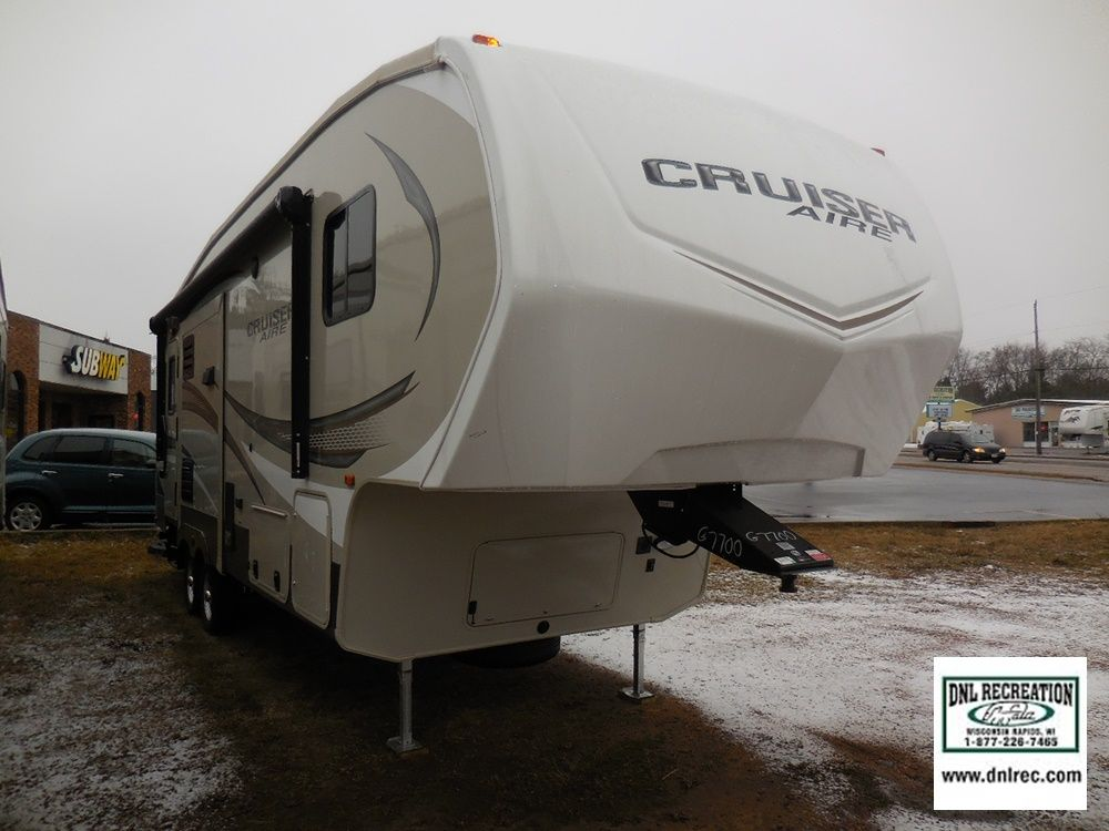 2016 Cruiser Aire 25SE Available at DNL Recreation in