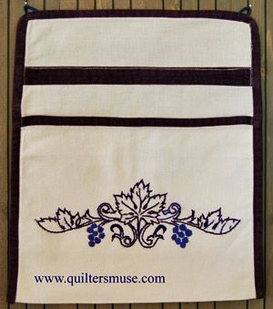 German embroidery