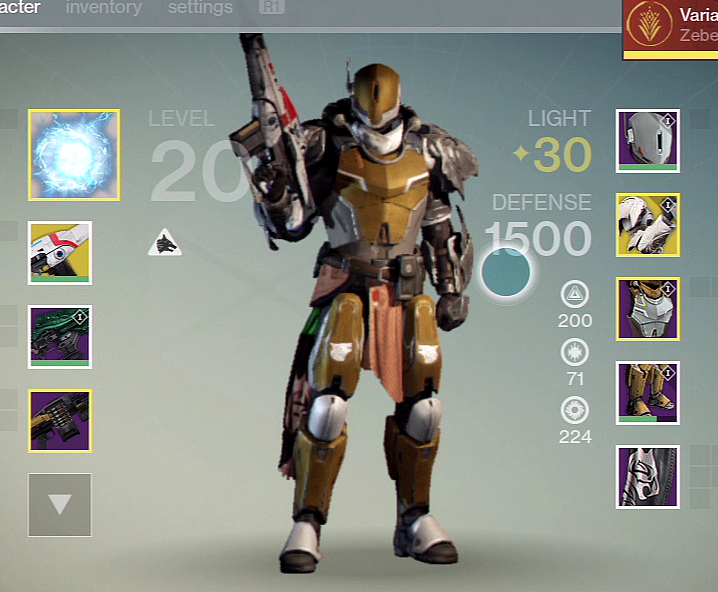 Pin On Destiny Character
