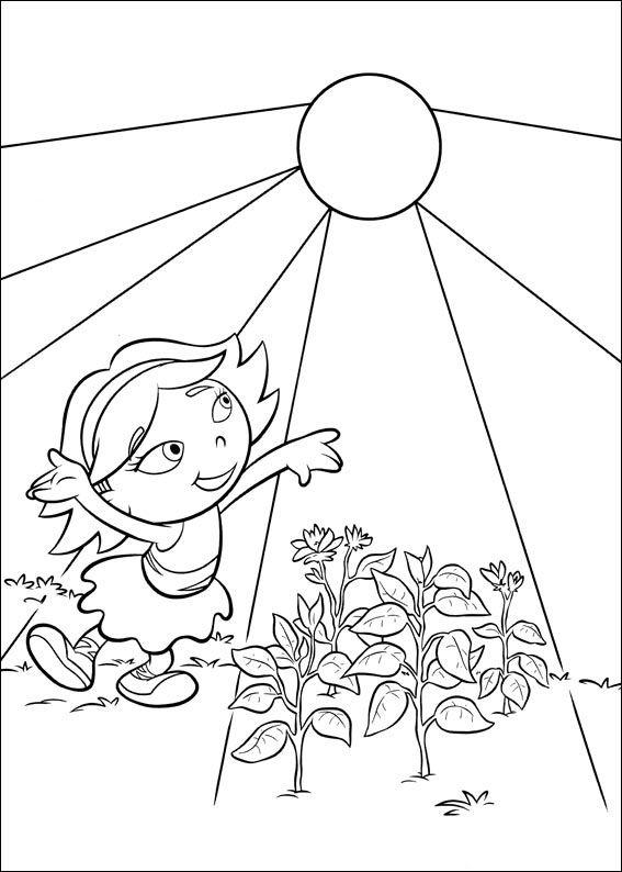 Little Einsteins Fargelegging for barn. Tegninger for utskrift og ...