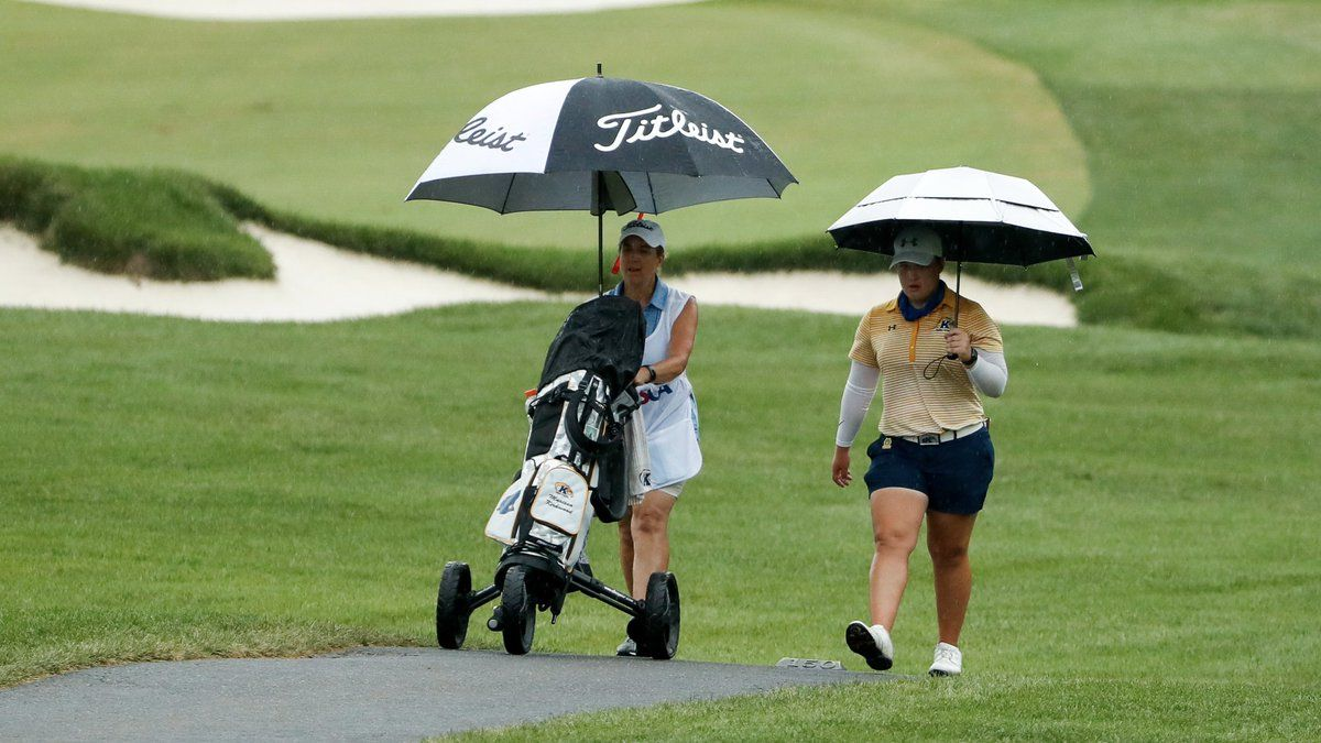 Round 2 Of Stroke Play For The 2020 Uswomensam Scheduled For Tuesday Aug 4 Uswomensam Https Www Golftweet Com 226825 In 2020 Severe Weather Schedule Round