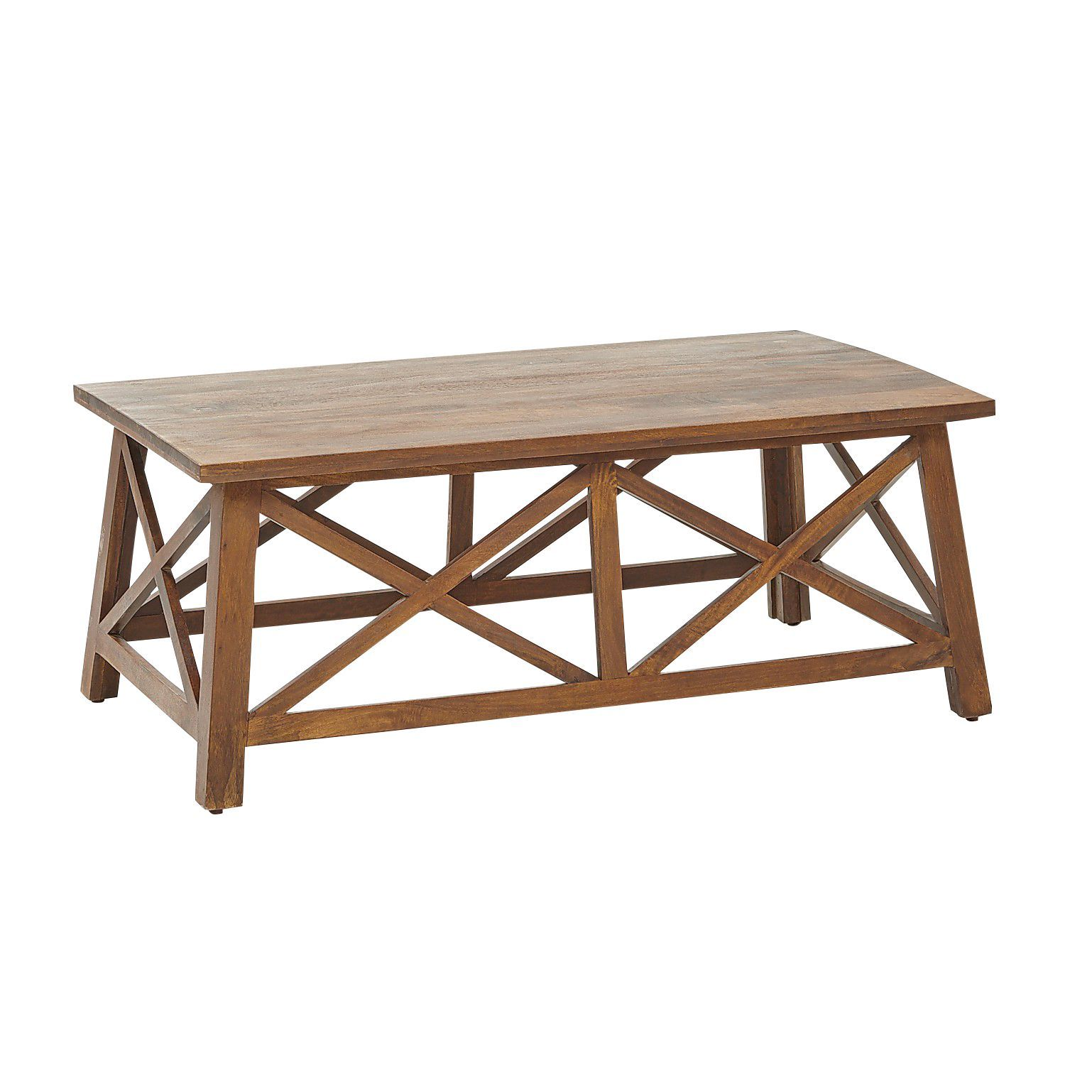 Sawmill Coffee Table Coffee Table Traditional Coffee Table