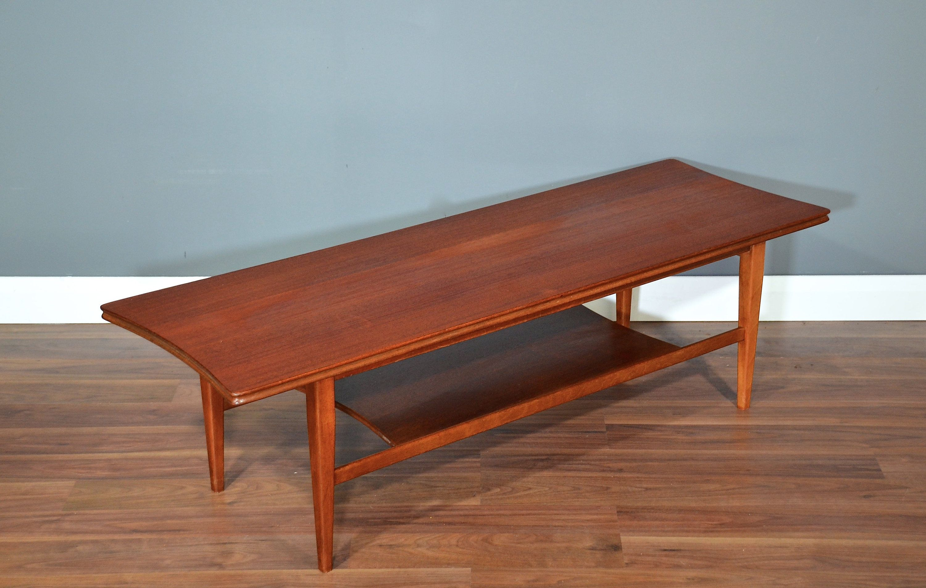 Midcentury Richard Hornby For Heal S Two Tier Afromosia Etsy