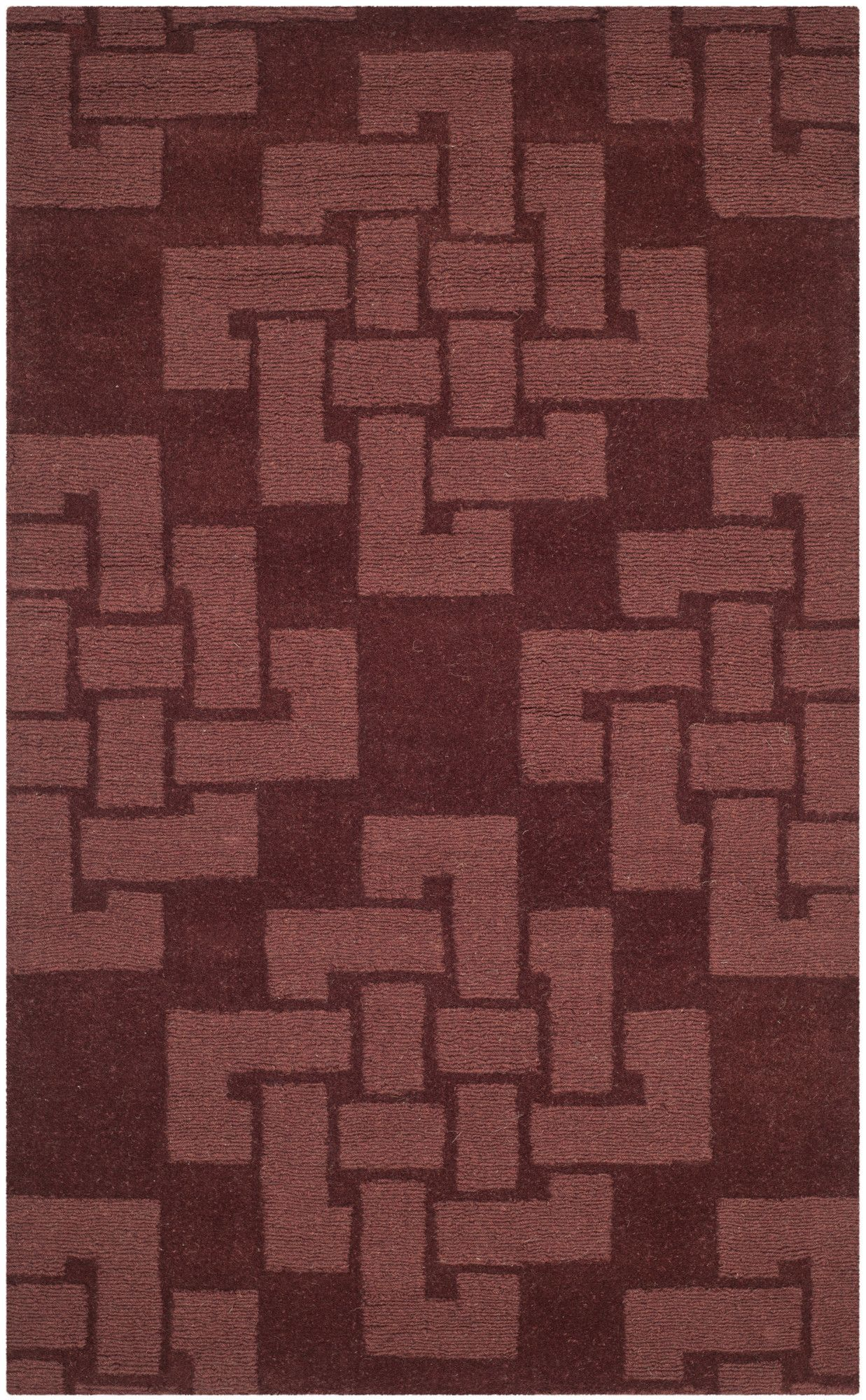 Noham Hand Tufted Ceiling Wax Area Rug