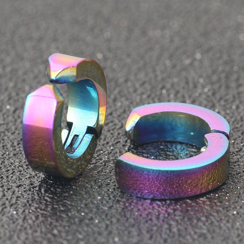 Piercing ideas men  Trendy Cartilage Earrings Simple Style Punk No Piercing Ear Clip