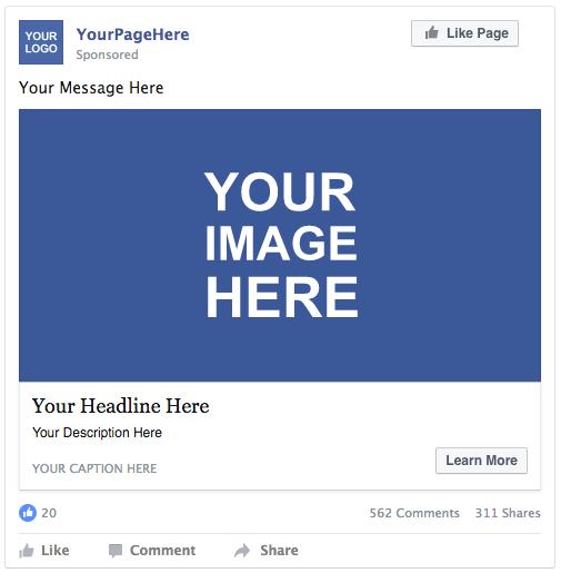 Facebook Post Mockup   aZul for Better Living   Facebook post mockup