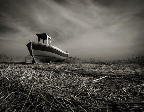 Dry ocean by Magdalena Szurek
